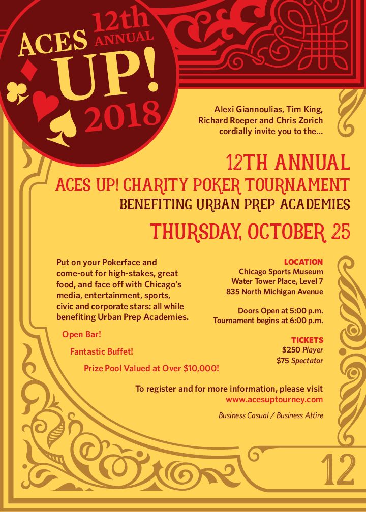 Aces UP Save the Date